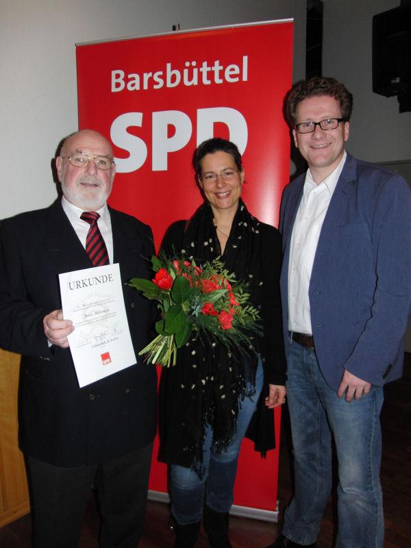 Foto: Peter Hartmann, Nina Scheer, Martin Habersaat