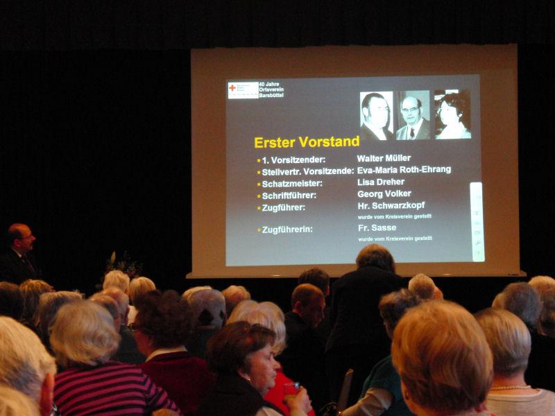 Foto: Peter Hufenbach präsentiert