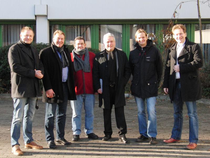 Foto: Besuch in Geesthacht