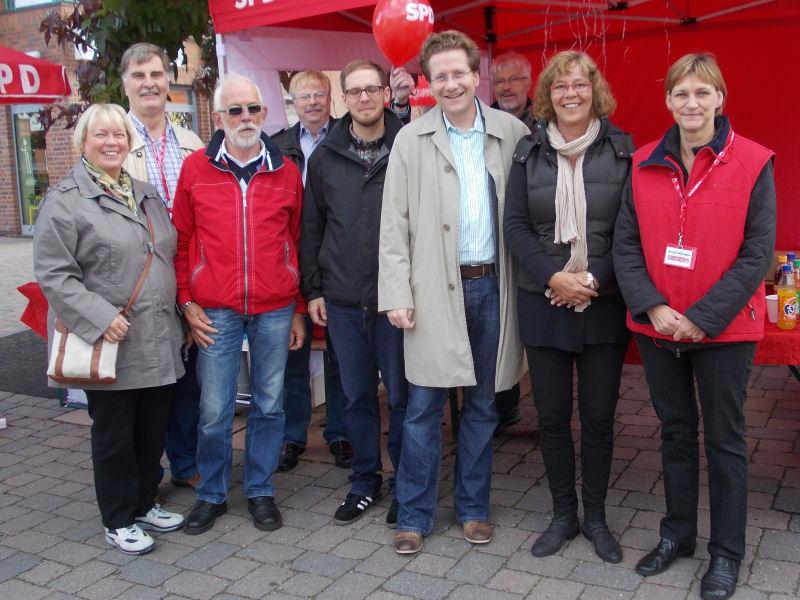 Foto: Kindertage - Natürlich mit der SPD!