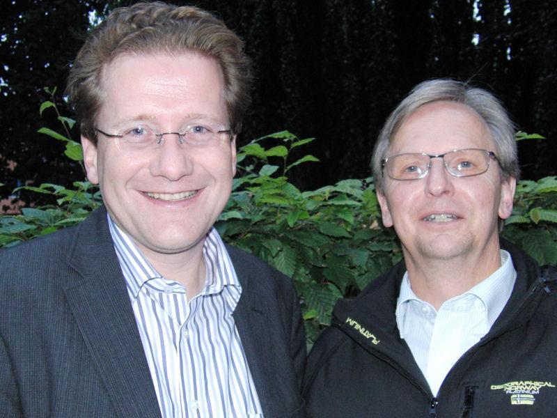 Foto: Martin Habersaat und Axel Bärendorf