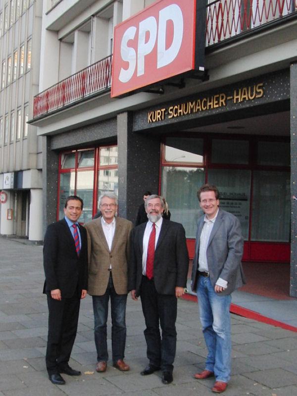 Foto: Loßack, Husung, Fischer, Habersaat