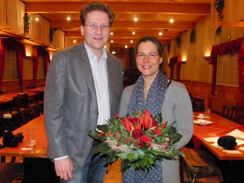 Foto: Martin Habersaat und Nina Scheer