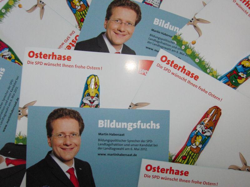 Foto: Ostergruß