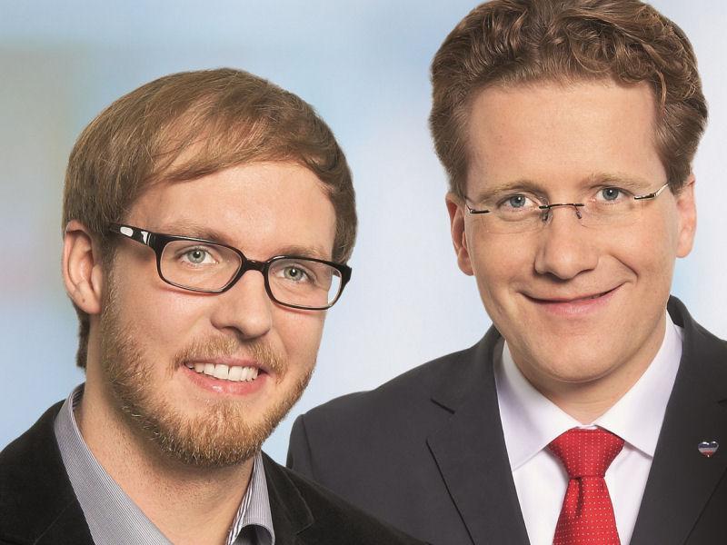 Foto: Tobias von Pein und Martin Habersaat