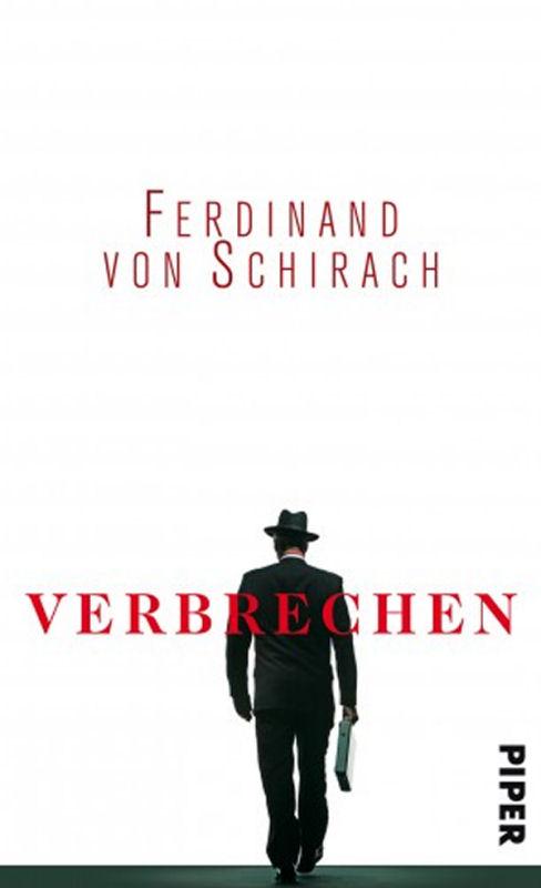 Cover: Verbrechen