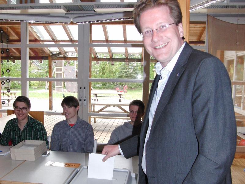 Foto: Wahl 2012